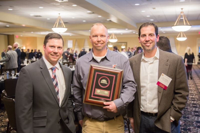 Chris Ryan Construction Superintendent of the Year